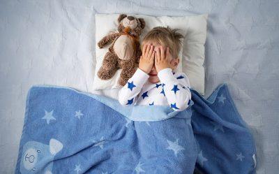 ترسهای شبانه کودکان