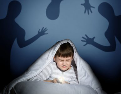 ترس های شبانه کودکان