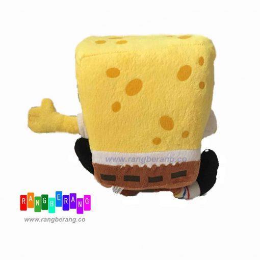 عروسک باب اسفنجی شلوار مکعبی
