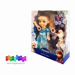 عروسک فروزن - السا موزیکال