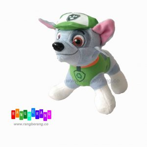 عروسک سگهای نگهبان پاو پاترول-راکی