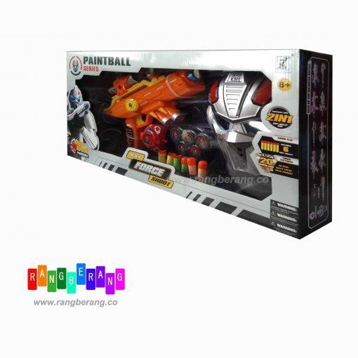 عروسک سگهای نگهبان پاو پاترول-رابل