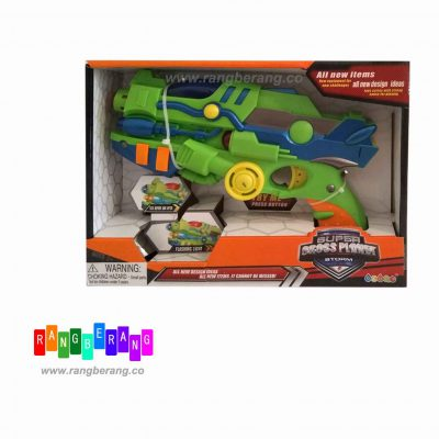 اسباب بازی اسلحه فضایی با نوروصدا