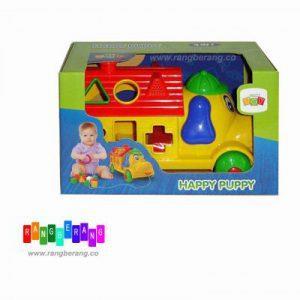 اسباب بازی قطارHappy Puppy