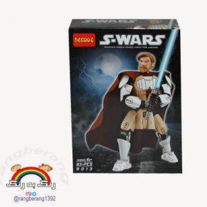 بازی ساختنی جنگ ستارگان Obi-Wan Kenobi