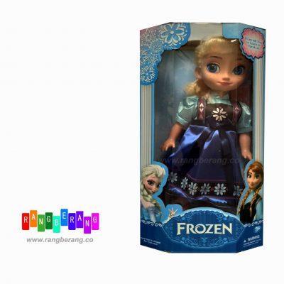 عروسک فروزن - السا کنترلی