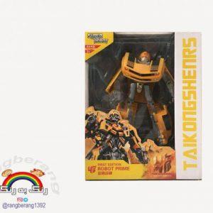 ترانسفورمر Transformer ربات بامبل بی Bumblebee