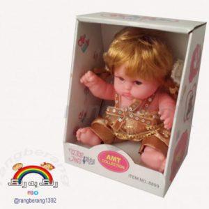 عروسک موزیکال بچه تپل