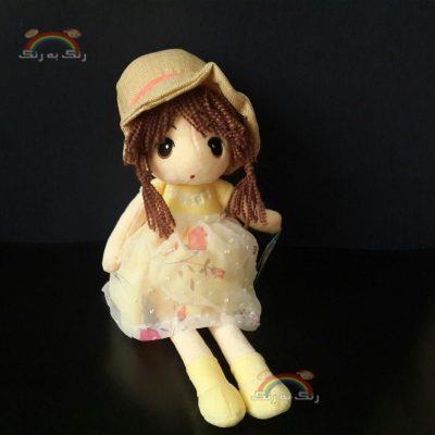 عروسک دختر کوچولو