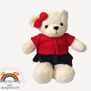 عروسک پولیشی خرس دختر