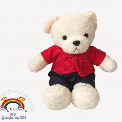 عروسک پولیشی خرس پسر