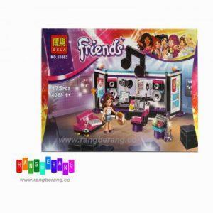 بازی ساختنی Friends - اولیویا
