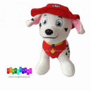 عروسک سگهای نگهبان پاو پاترل-مارشال
