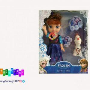 عروسک فروزن - آنا موزیکال