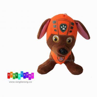 عروسک سگهای نگهبان پاو پاترول-زوما