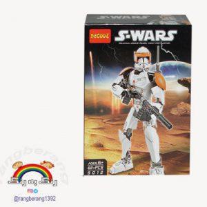 بازی ساختنی جنگ ستارگان- Clone Trooper
