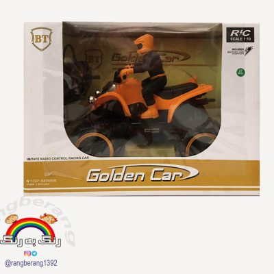 موتور چهار چرخ کنترلی Golden Car