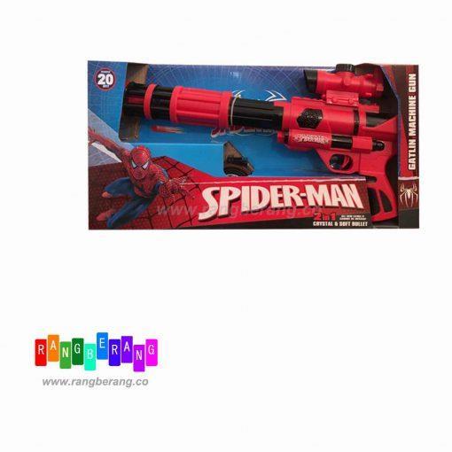 اسلحه مرد عنکبوتی