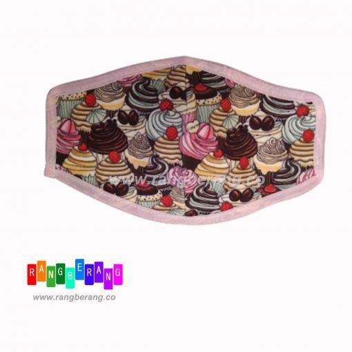 ماسک کاپ کیک