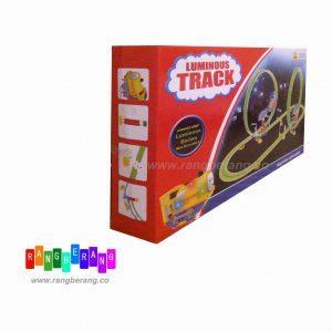قطاراسباب بازی LUMINOUS TRACK