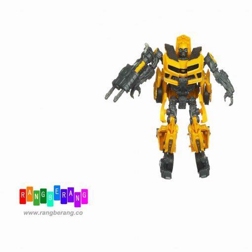 ربات ترانسفورمرز Nitro Bumblebee
