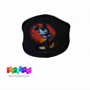 ماسک پارچه ای میکی