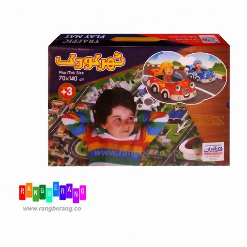 بازی شهر کودک فکرآوران