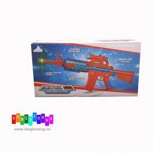 مسلسل ELECTRIC GUN